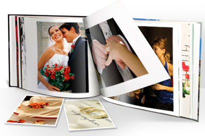 Medium format photobooks by Vistaprint